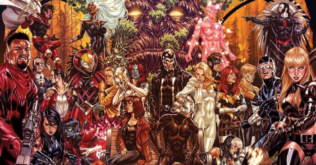 Marvel X-Men Inferno Teaser 2021 Teaser