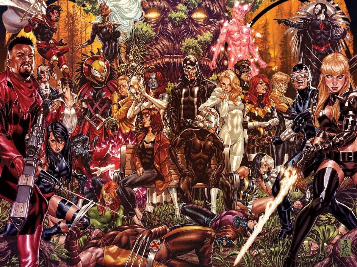 Marvel X-Men Inferno Teaser Image