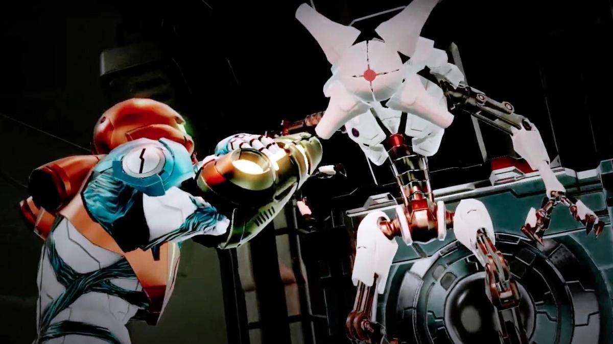 Metroid Dread 3