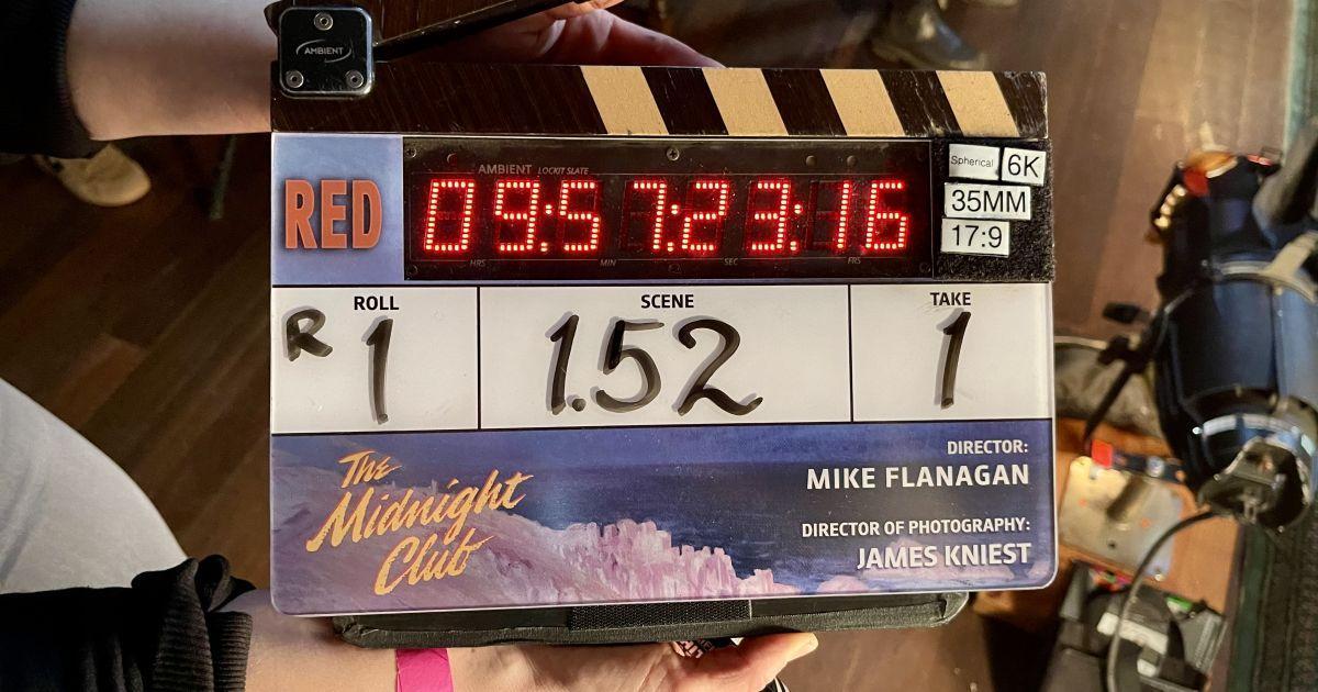 midnight club netflix mike flanagan