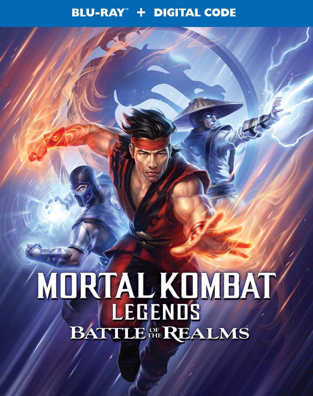 mortal kombat legends battle of the realms box art full