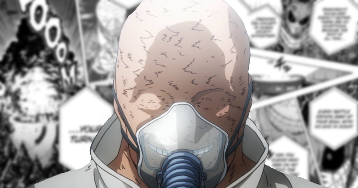 My Hero Academia 316 Spoilers All For One Trap Bomb