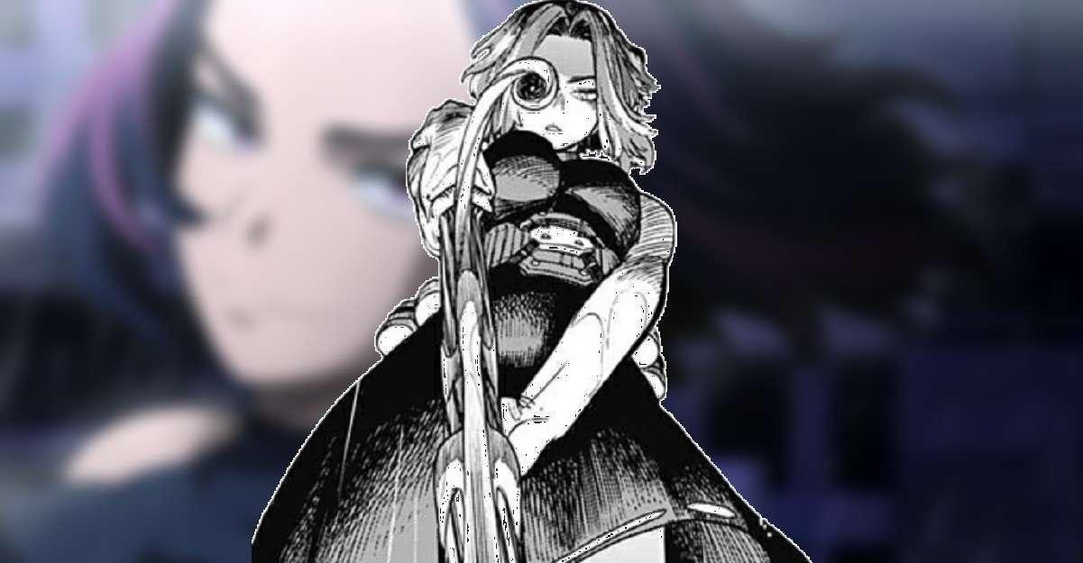 My Hero Academia Anime Lady Nagant