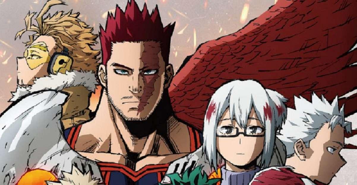 My Hero Academia Endeavor Arc
