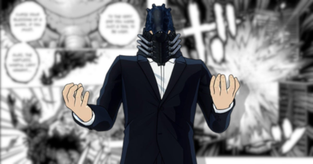My Hero Academia manga 315 Spoilers All For One Surprise Attack