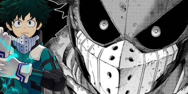 My Hero Academia Manga 316 Deku Explosion Cliffhanger All For One Spoilers