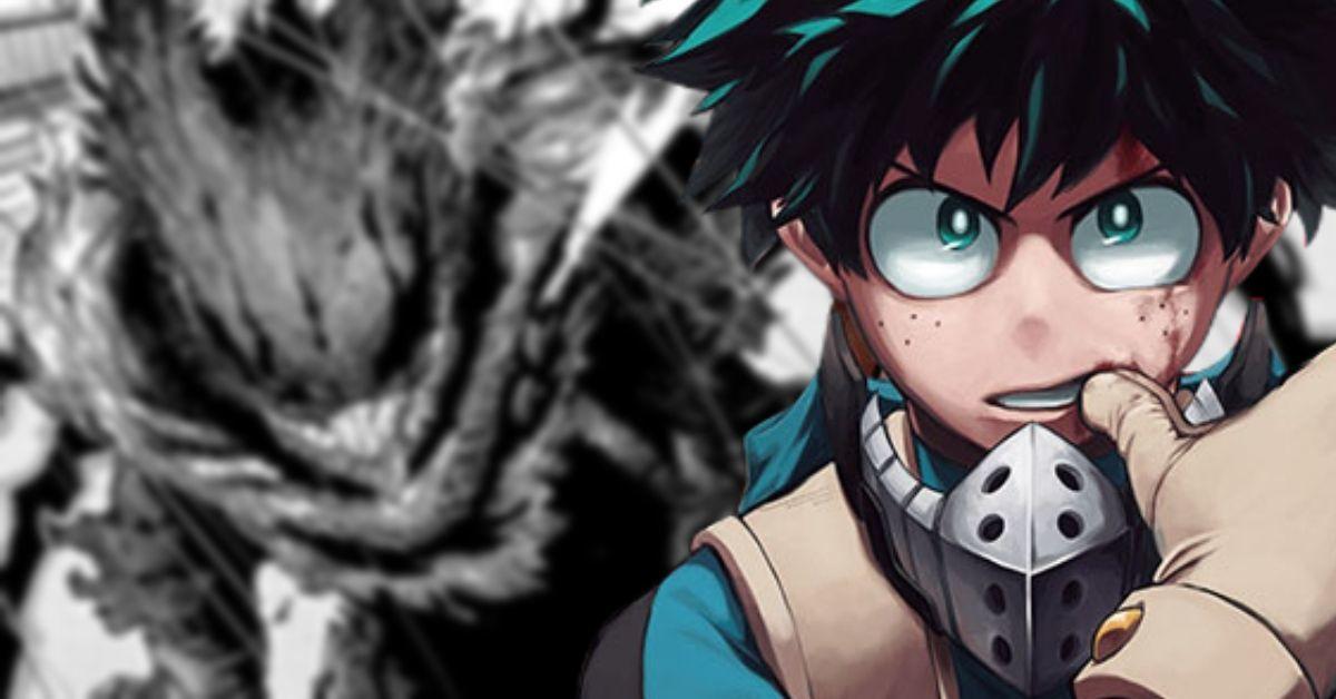 My Hero Academia Manga 317 Spoilers Izuku Fallen Deku Makeover