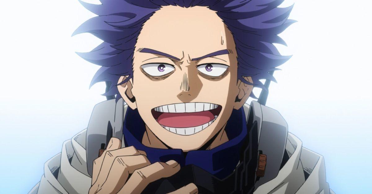 My Hero Academia Season 5 Hitoshi Shinso