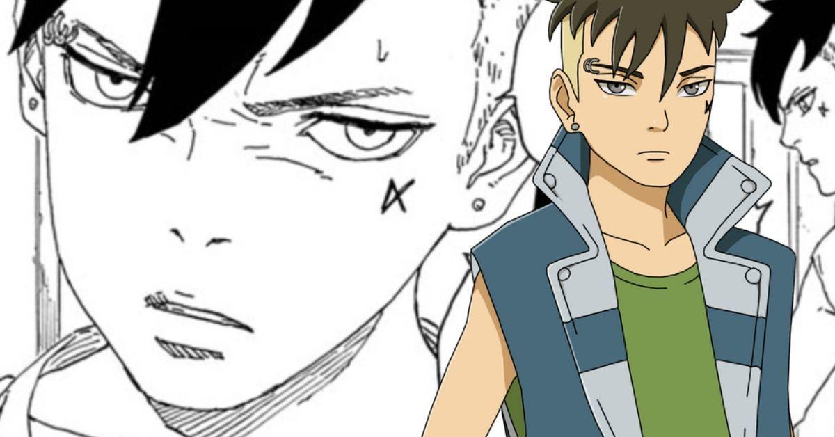 Naruto Boruto Kawaki New Karma Power Spoilers Manga