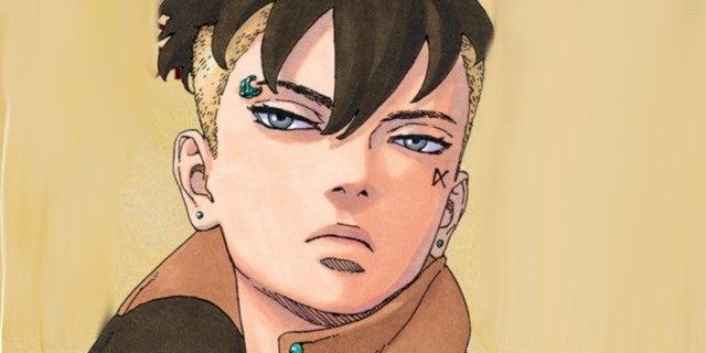 Naruto Kawaki Major Power Boost Karma Boruto 59 Spoilers
