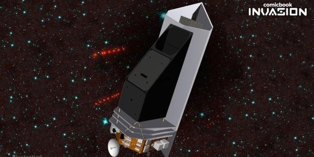 nasa asteroid hunting telescope