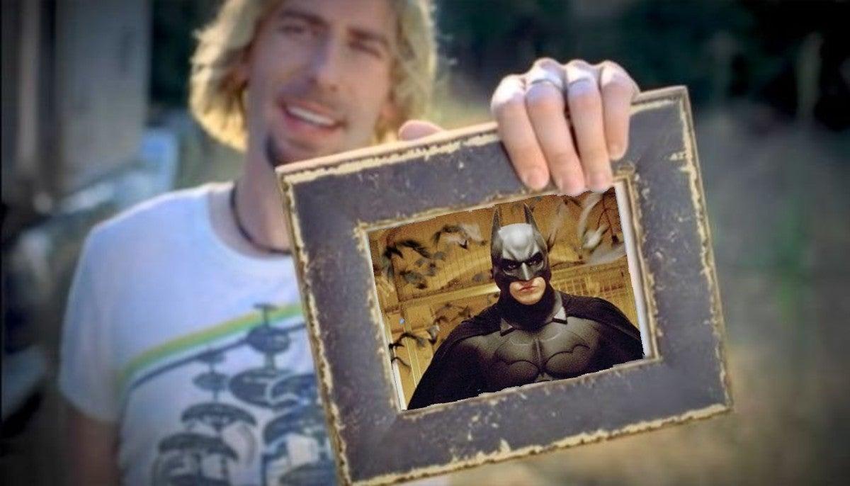 nickelback batman begins TV spot