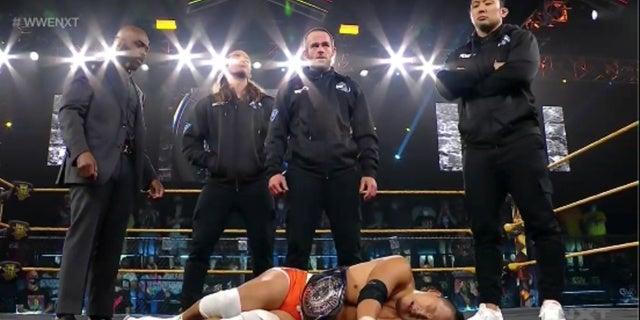 NXT-Diamond-Mine-Debut
