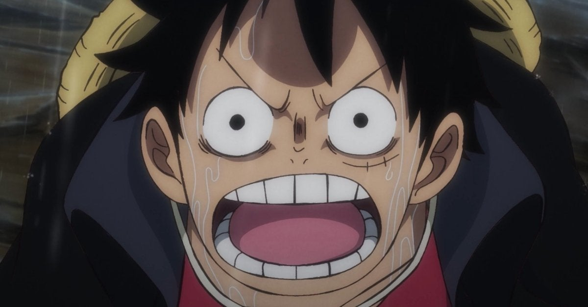 One Piece Anime 980 Spoilers Luffy