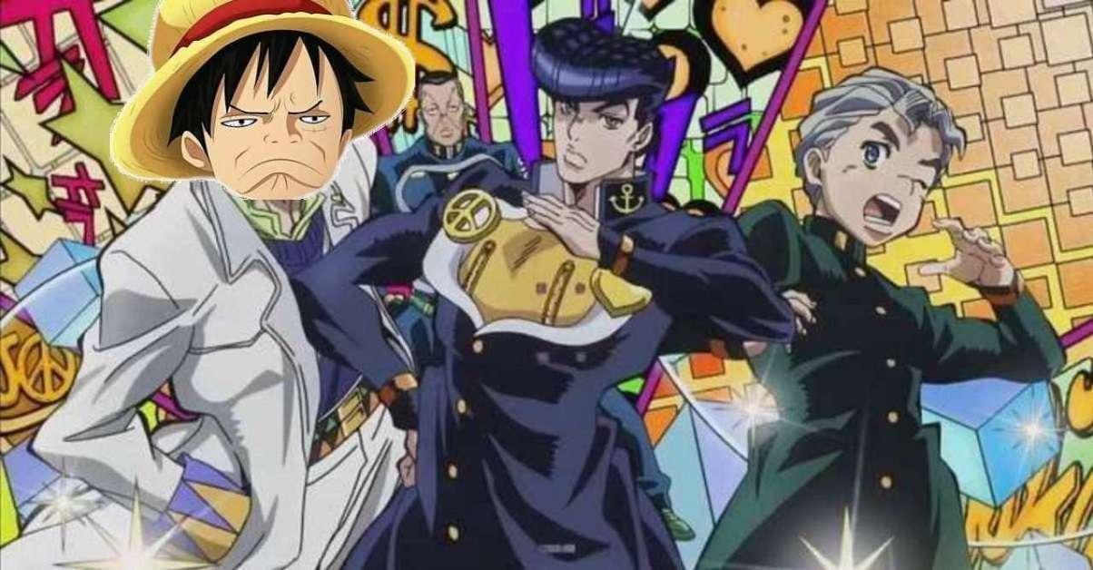 One Piece JoJo