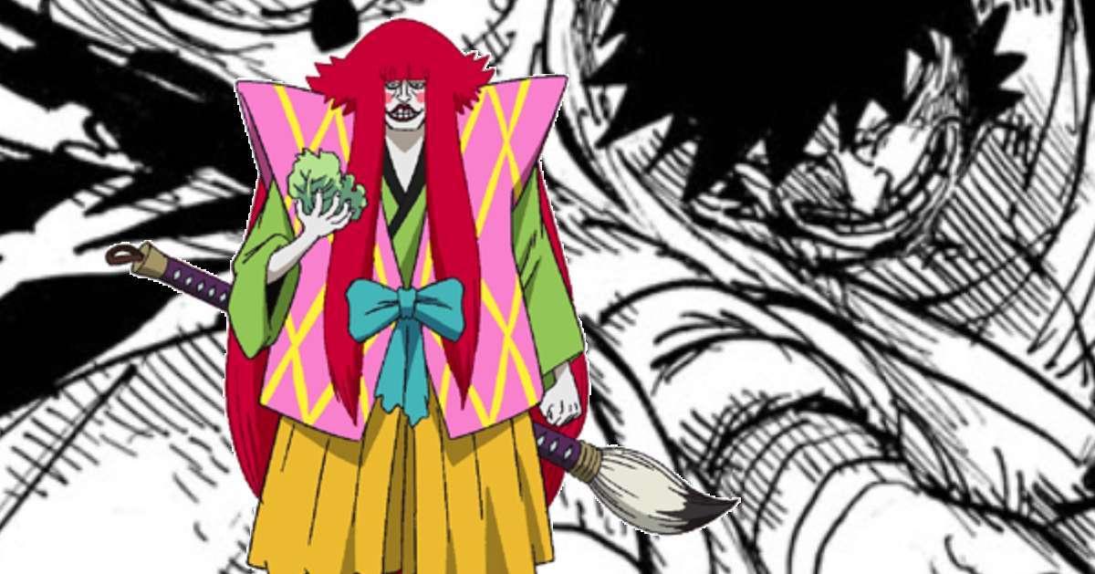 One Piece Kanjuro