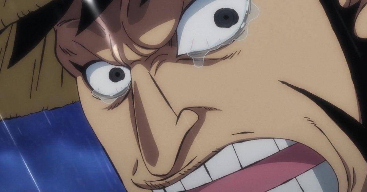 One Piece Kinemon Shocked Anime Spoilers