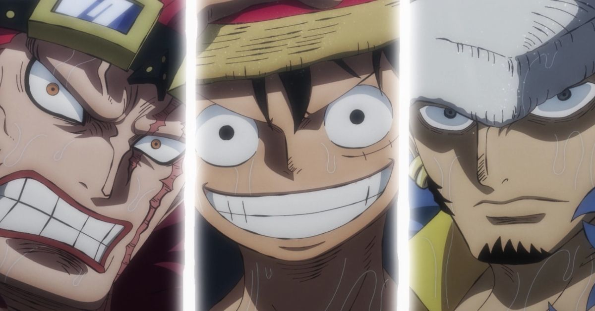 One Piece Luffy Law Kid Team Up Episode 977 Cliffhanger Anime Spoilers