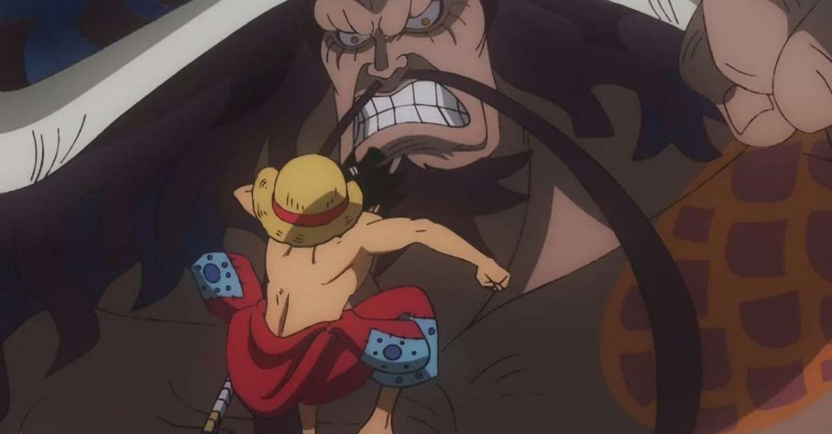 One Piece Luffy Savior