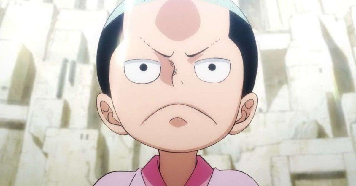 One Piece Momo Manga