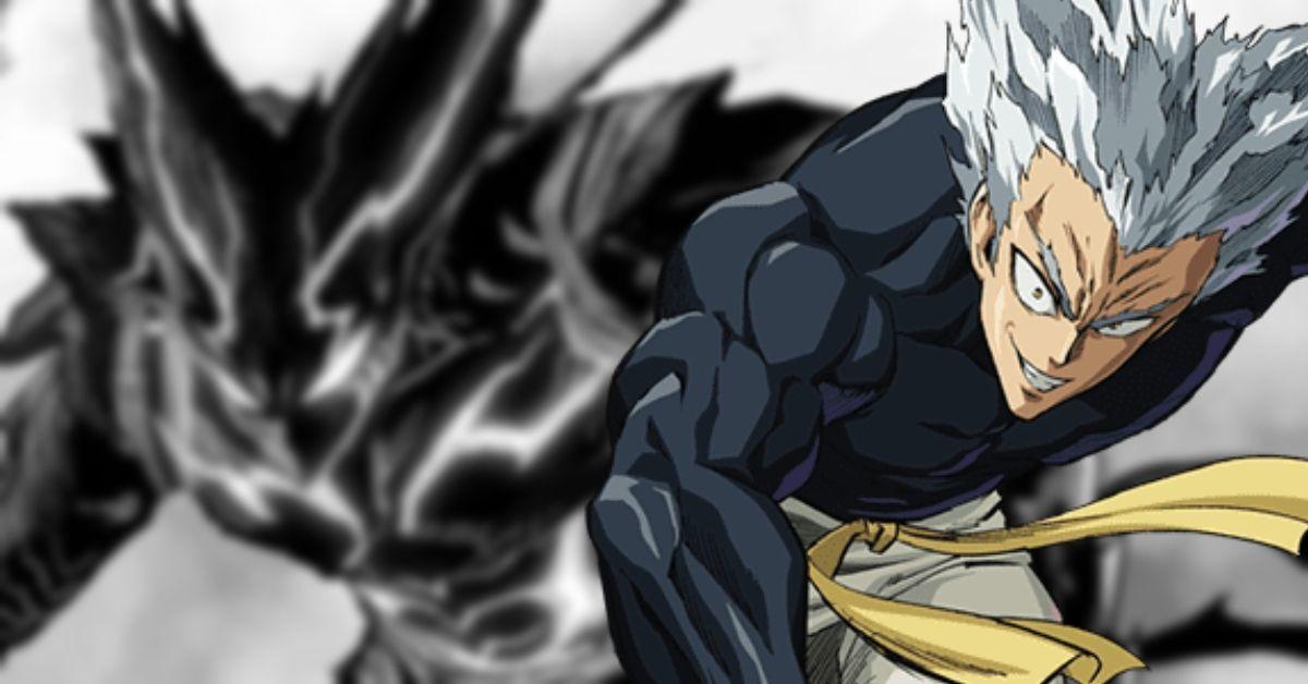 One-Punch Man Garou Monster Form Yusuke Murata Manga Spoilers