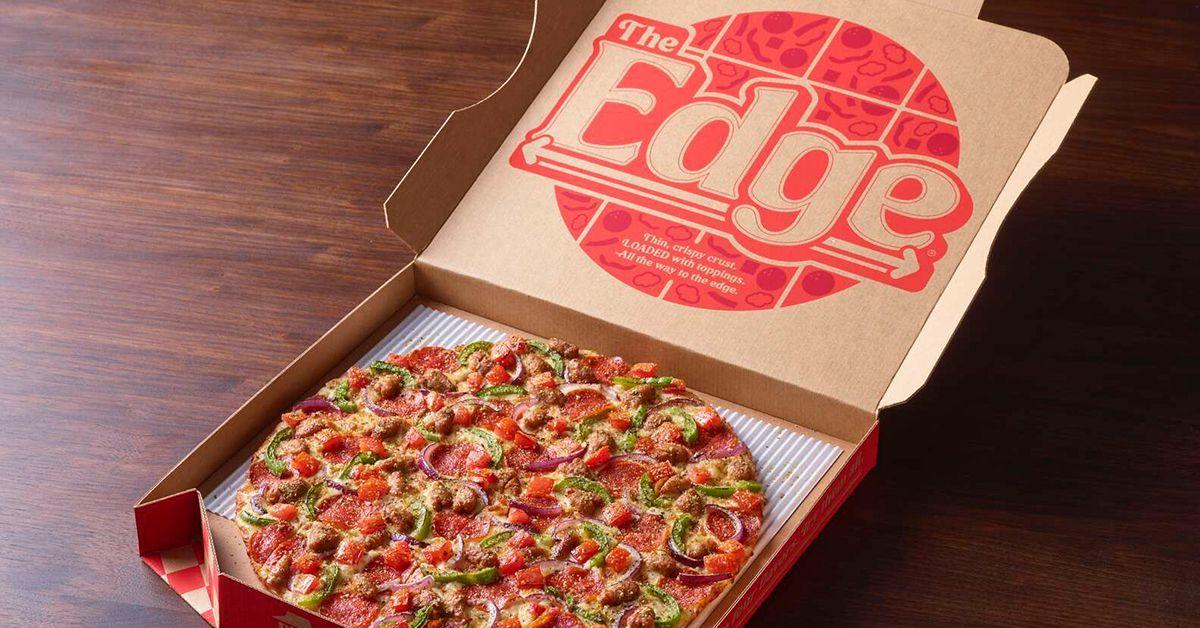 pizza hut the edge