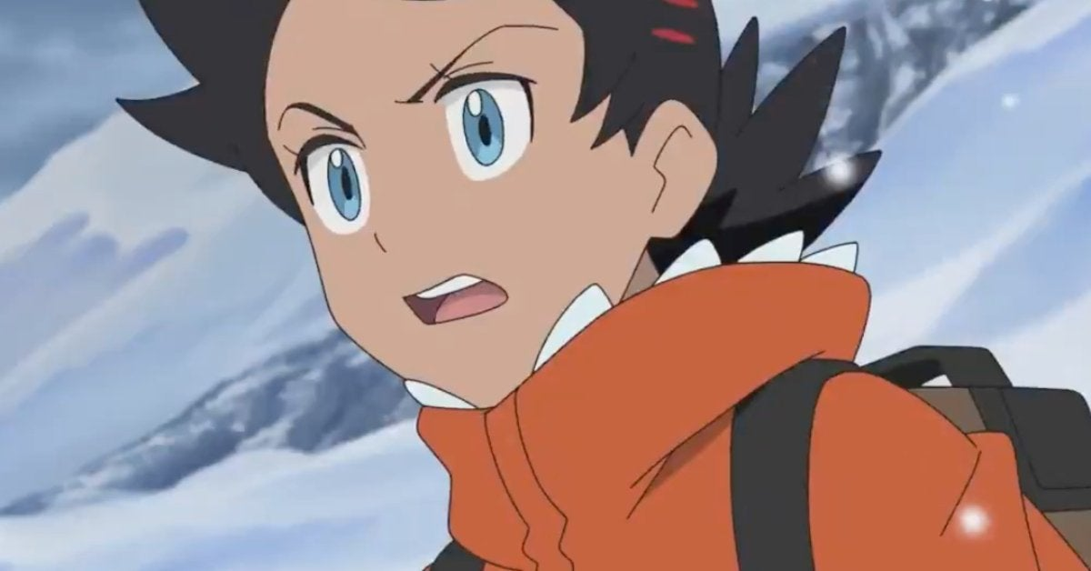 Pokemon Journeys Goh Project Mew Arc Anime