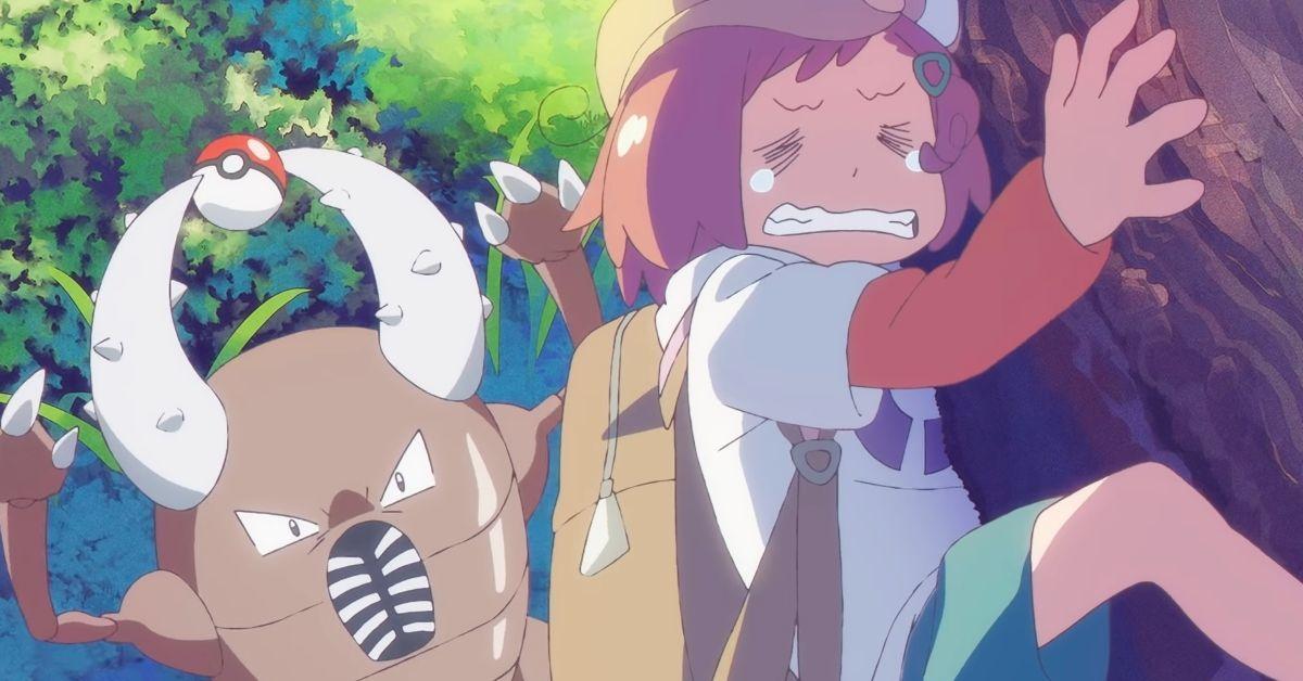 Pokemon Short Jujutsu Kaisen OP Director Poketoon Tsubomi
