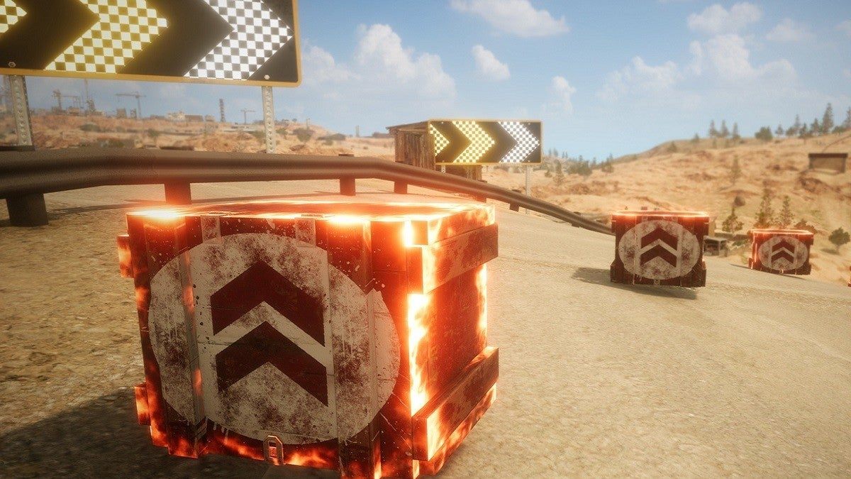 PUBG Racing Mode