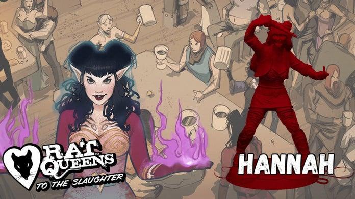 Rat-Queens-To-The-Slaughter-Kickstarter-Hannah-Mini