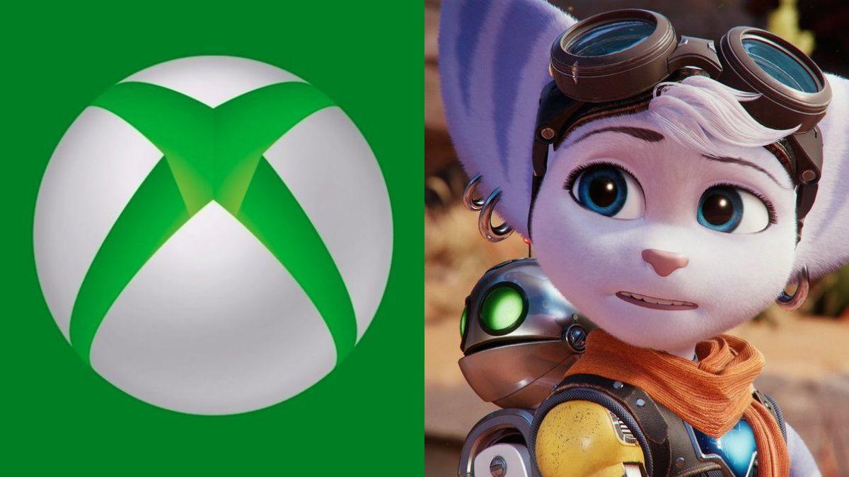 Ratchet and Xbox