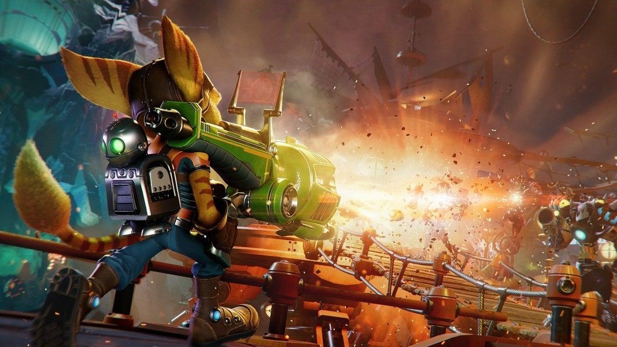 Ratchet Clank Rift Apart #2