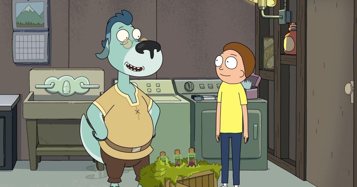 Rick and Morty Season 5 Adult Swim Hoovy