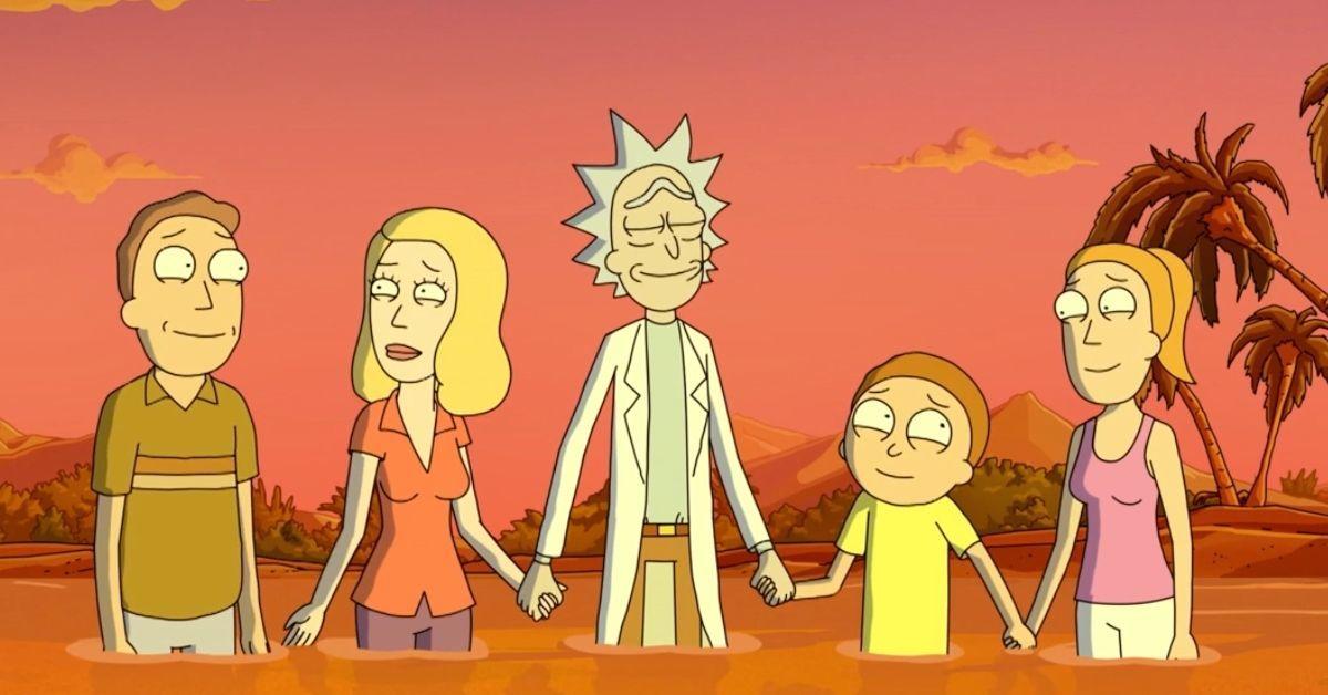 Rick and Morty Season 5 Smith Family