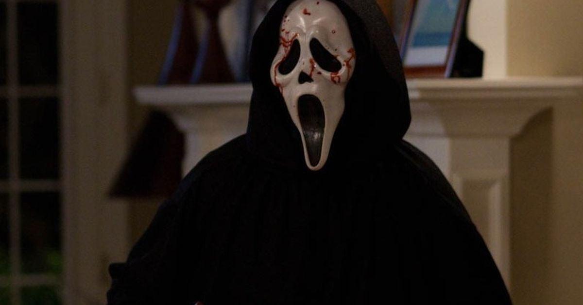 scream five ghostface killer