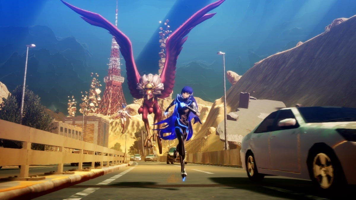 shin megami tensei 5 gameplay new cropped hed