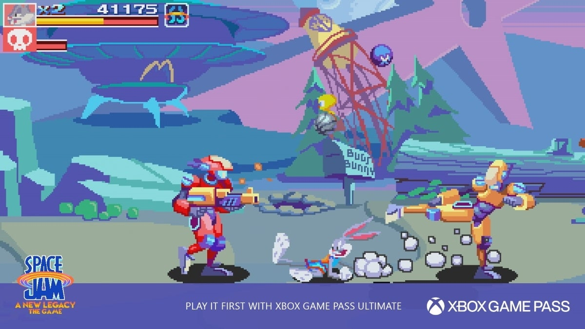 SJANL - The Game Bugs 2
