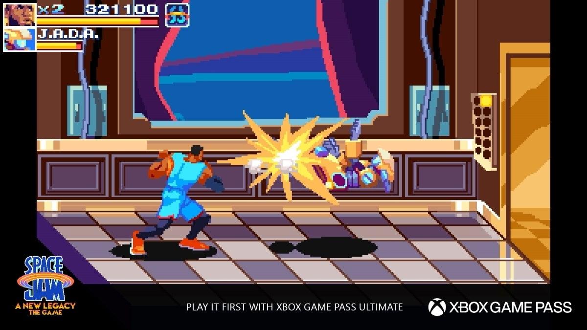 SJANL - The Game LeBron 1