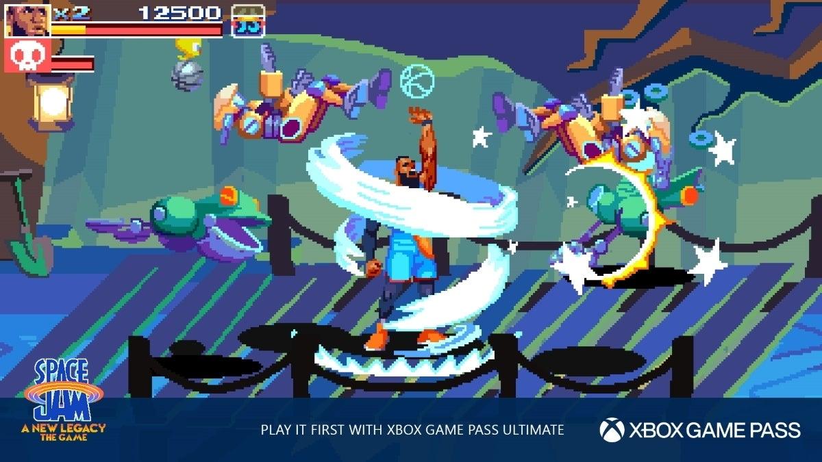 SJANL - The Game LeBron 2