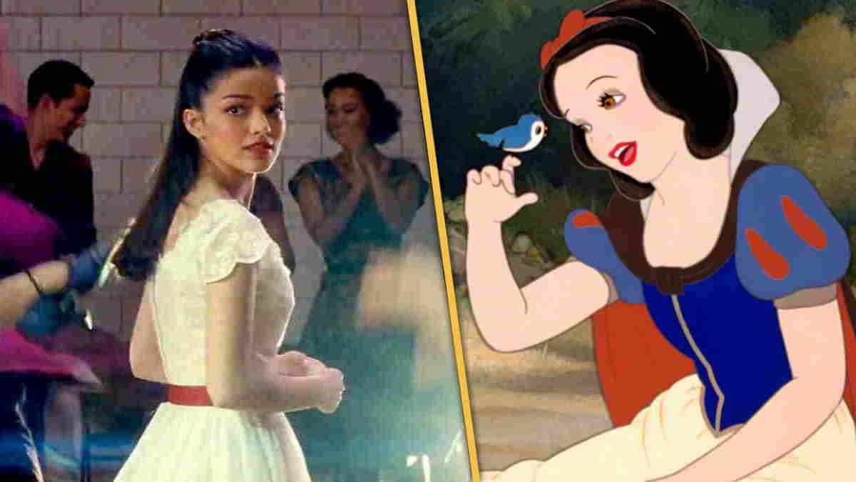 Snow White Live-Action Rachel Zegler