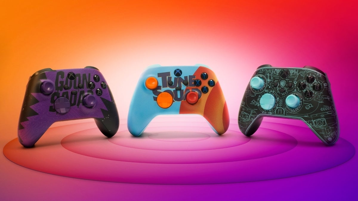 space jam xbox controllers new cropped hed