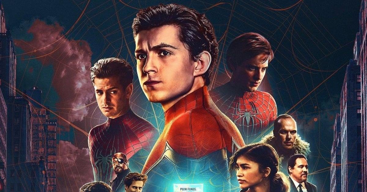 spider man no way home teaser poster