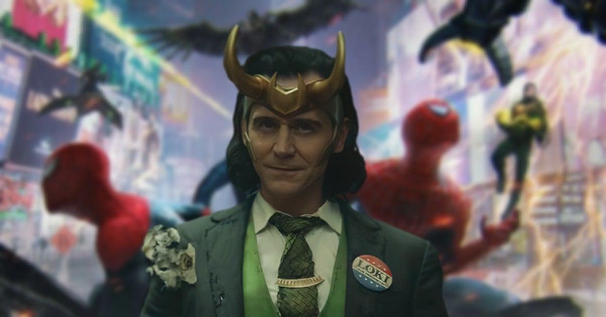 Spider-Man No Way Home Trailer Premiere Loki Series Ending