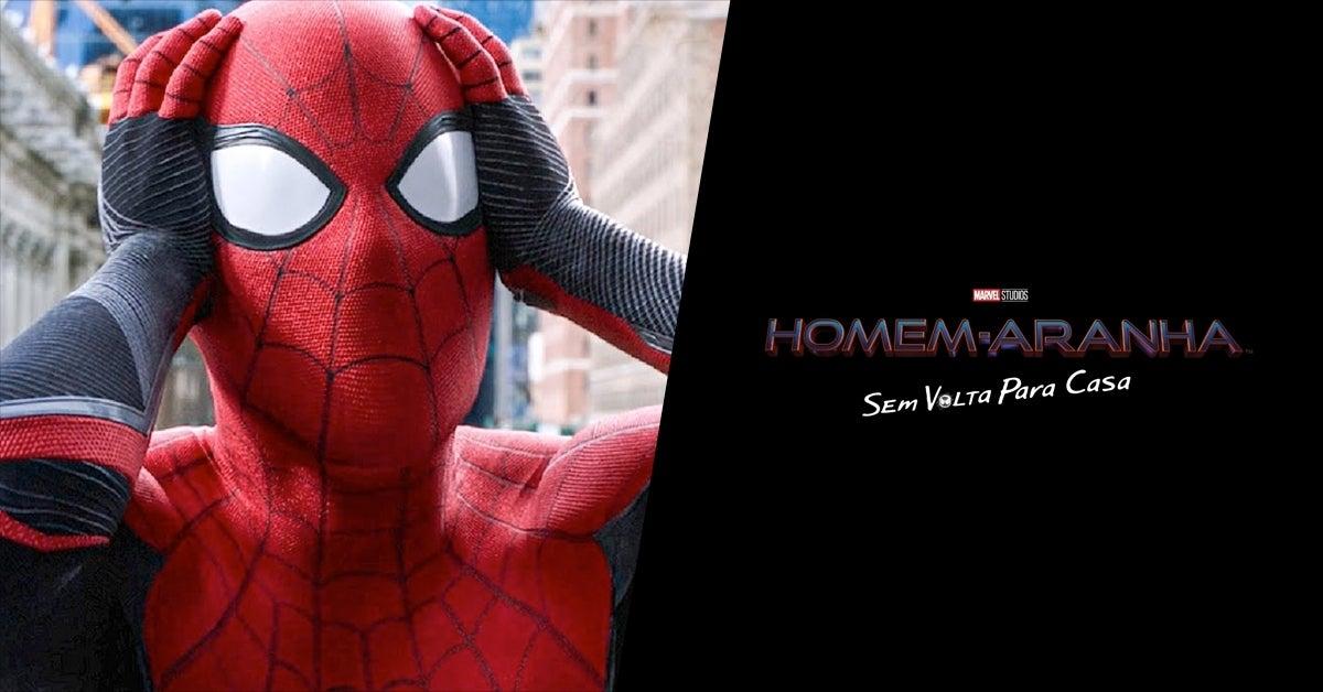 spider man teaser brazil