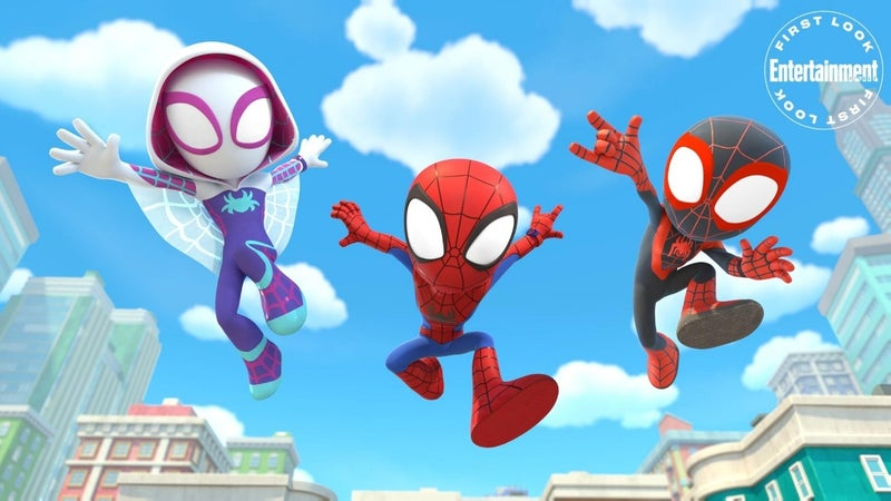 spidey and his amazing friends 2