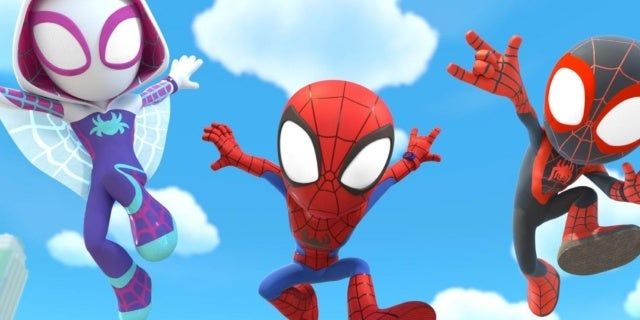 spidey and his amazing friends header
