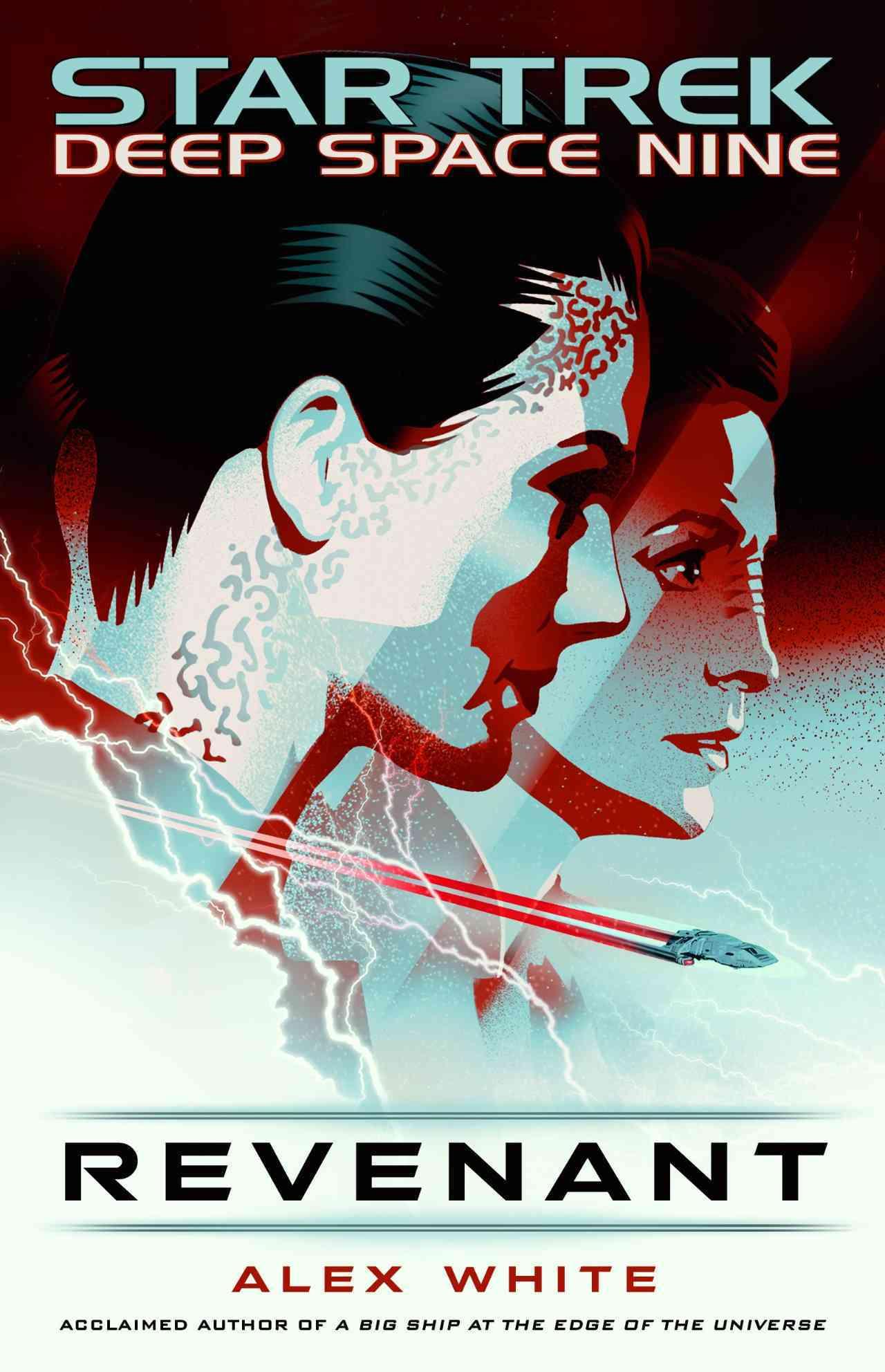 Star Trek Deep Space Nine Revenant Cover