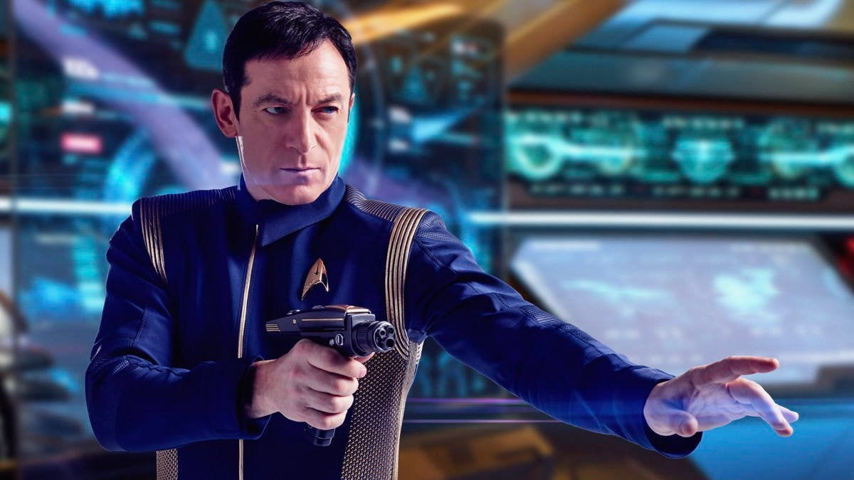 Star Trek Discovery Lorca Jason Isaacs