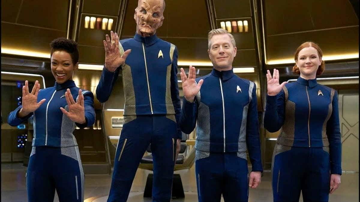 Star Trek Musical