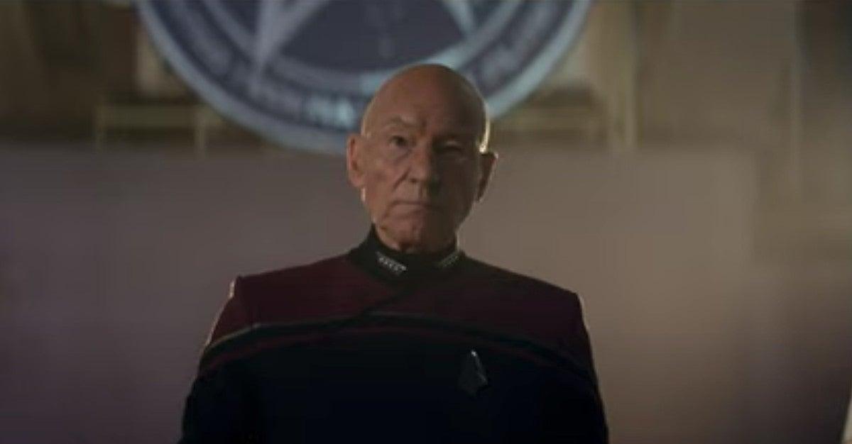 Star Trek Picard Season 2 Trailer Watch Paramount Plus